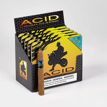 Search Images - ACID by Drew Estate Krush Tins Cigars
