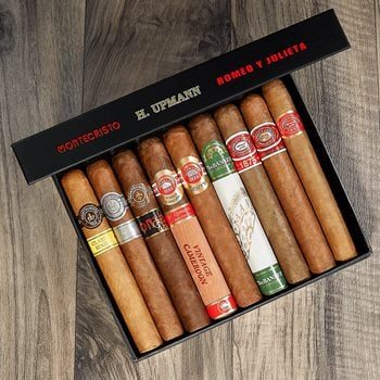 Search Images - Altadis Iconic Brand Assortment  9 Cigars