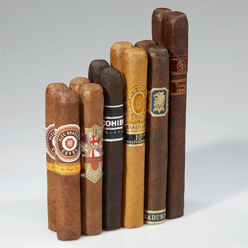 Search Images - CIGAR.com Most Wanted Sampler  12 Cigars