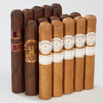 Search Images - The World Tour Assortment  15 Cigars