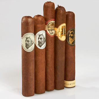 Search Images - Caldwell 5-Star Sampler  5 Cigars