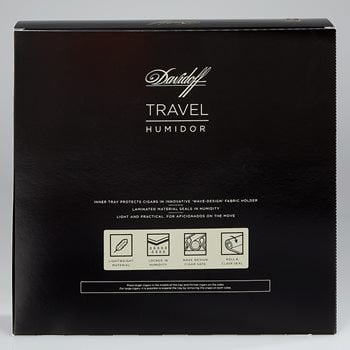 Search Images - Davidoff 2020 Travel Humidor - Explorer Navy  8 Cigar Capacity