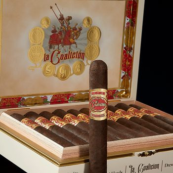 Search Images - La Coalicion by Crowned Heads & Drew Estate Cigars