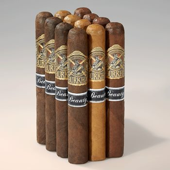 Search Images - Gurkha Beauty Quattrio Collection  12 Cigars