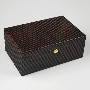 Search Images - Gurkha Lugano Series - Heritage Desktop Humidor  100 Cigar Capacity