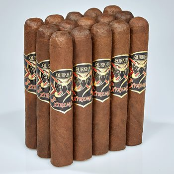 "Search Images - Gurkha Xtreme Grand Robusto (5.0""x54) Pack of 15"