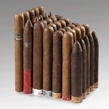 Search Images - Diesel Big-Haul Sampler  35 Cigars