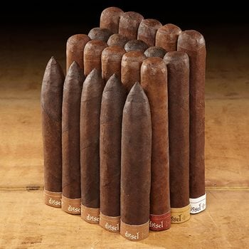 Search Images - Diesel Top-Twenty Sampler II  20 Cigars