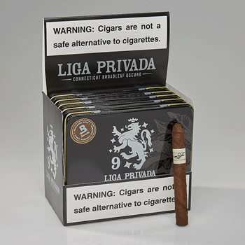 "Search Images - Drew Estate Liga Privada No. 9 Coronets (Cigarillos) (4.0""x32) Pack of 50"