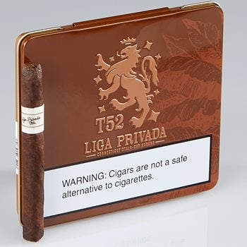 Search Images - Drew Estate Liga Privada T52 Tins Cigars