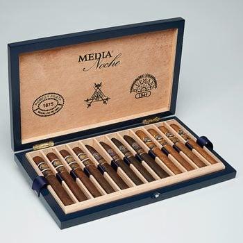 Search Images - Media Noche Midnight Medley  12 Cigars