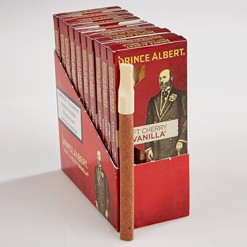 "Search Images - Prince Albert Cherry Vanilla (Cigarillos) (5.0""x30) Pack of 50"
