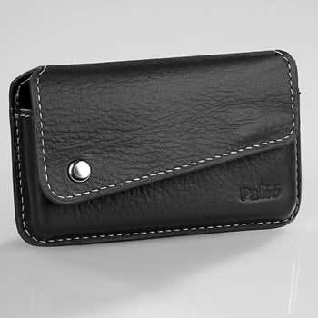 Search Images - Palio Leather Cutter Case  Black