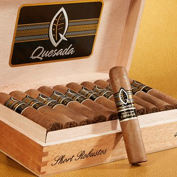 "Search Images - Quesada Espana Short Robusto (4.0""x50) Box of 20"