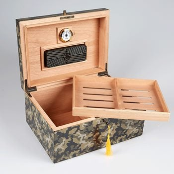 Search Images - Rambo Humidor  Capacity of 100