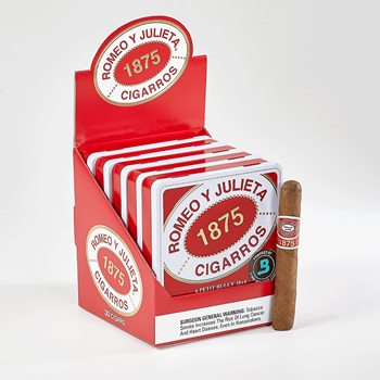 Search Images - Romeo y Julieta 1875 Tins Cigars