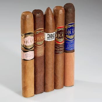 Search Images - Southern Draw 5-Star Sampler  5 Cigars