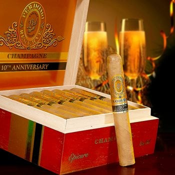 Search Images - Perdomo Reserve Champagne 10th Anniversary Cigars