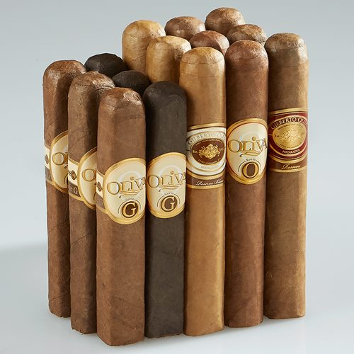 Oliva All-Star Flight Sampler #2 Cigar Samplers
