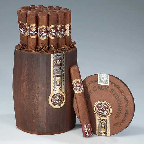 5 Vegas Cask-Strength Cigars