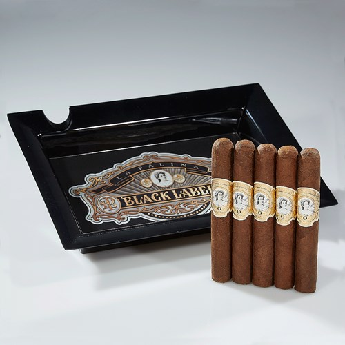La Palina KB 5-Pack + Ashtray Cigar Accessory Samplers