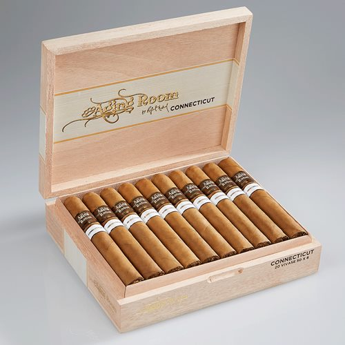 Aging Room Connecticut by Rafael Nodal Cigars