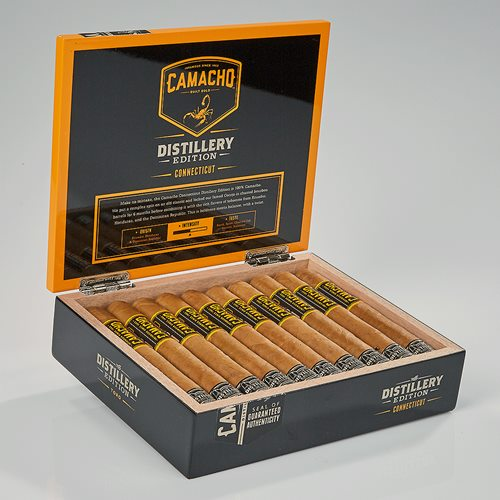 Camacho Distillery Edition Cigars