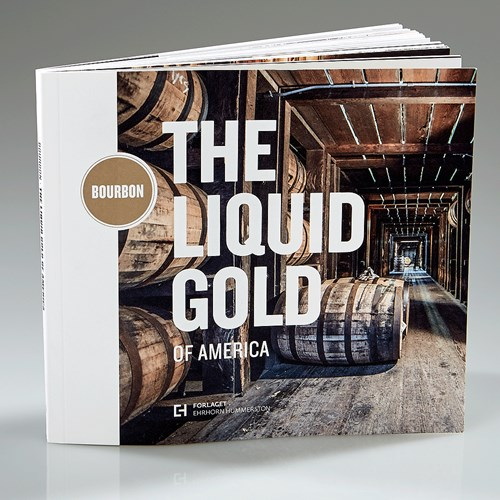 Bourbon: The Liquid Gold of America Book Other