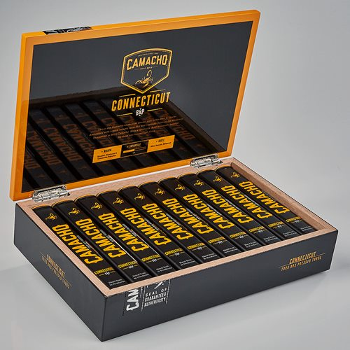 Camacho Connecticut BXP Cigars