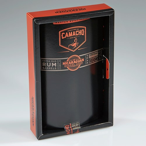 Camacho Nicaraguan Barrel Aged 3-Cigar Assortment Cigar Samplers