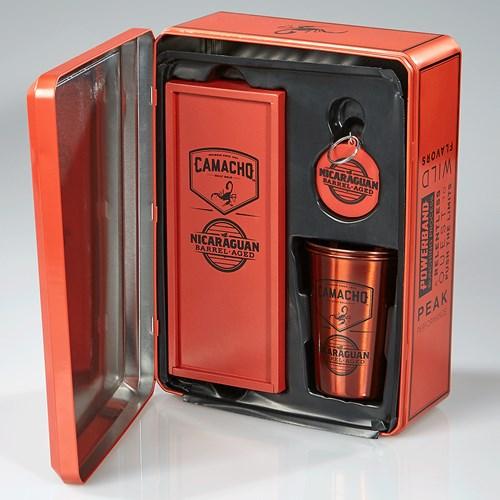 Camacho Nicaraguan Barrel-Aged Gift Set Cigar Accesories