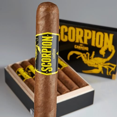 Camacho Scorpion Sun Grown Cigars