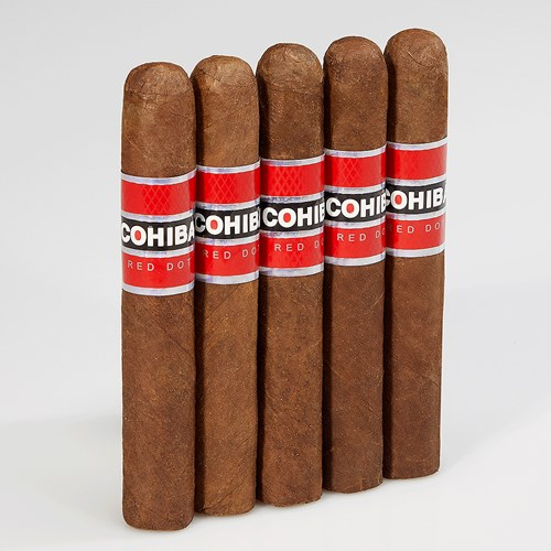 Cohiba Red Dot Robusto 5-Pack Cigars
