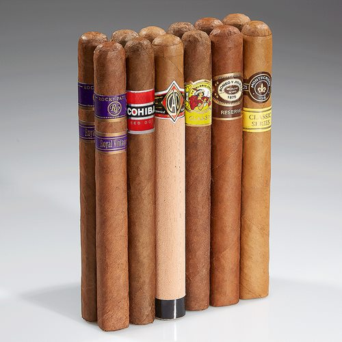 Opulent Churchill Collection Cigar Samplers