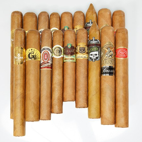 All-Star Connecticut Collection Cigar Samplers