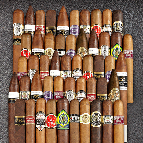 Thrifty Fifty Sampler II Cigar Samplers
