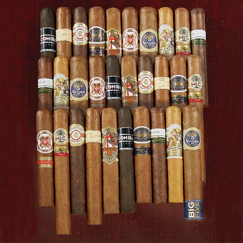 CIGAR.com Humidor Stuffer II Cigar Samplers