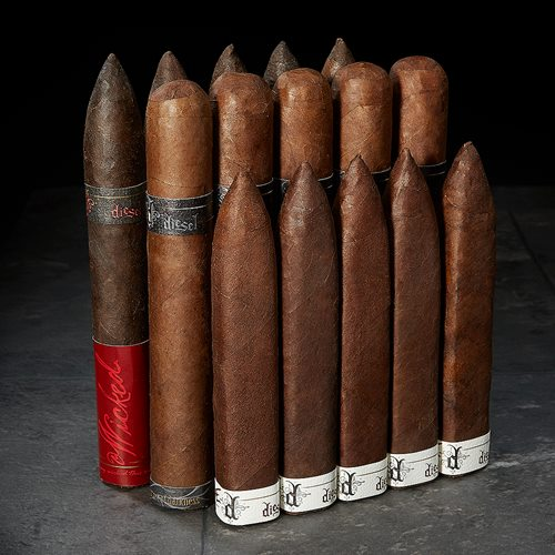 Diesel 'The Darkness' Collection Cigar Samplers