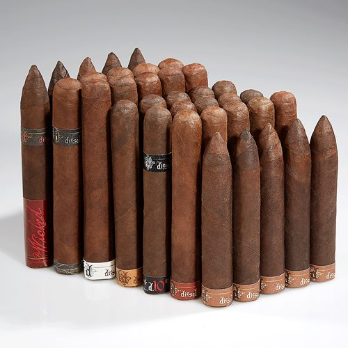Diesel Big-Haul II Sampler  35 Cigars