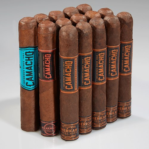 Camacho TKO Collection Cigar Samplers