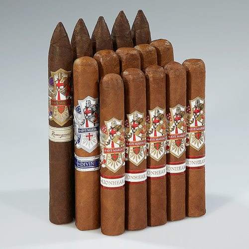 Ave Maria The Trinity Collection Cigar Samplers