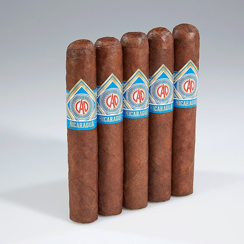 CAO Nicaragua Packs of 5 Cigars