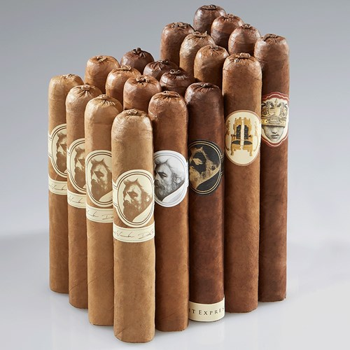 Caldwell Top-Twenty Collection Cigar Samplers