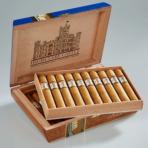 Highclere Castle Cigars
