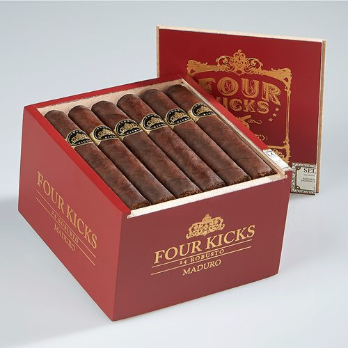 Crowned Heads Four Kicks Maduro Cigars