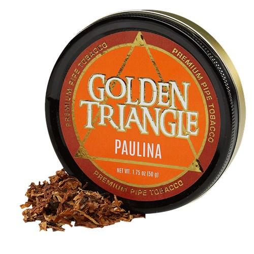 Golden Triangle Pipe Tobacco - CIGAR com