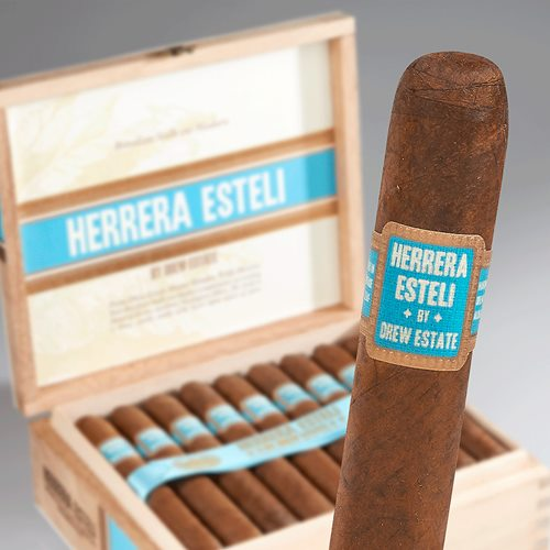 Herrera Esteli by Drew Estate Brazilian Stalk-Cut Maduro Cigars
