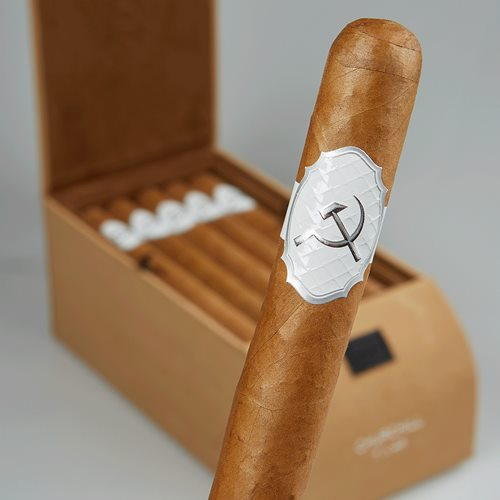 Hammer + Sickle Trademark Connecticut Cigars