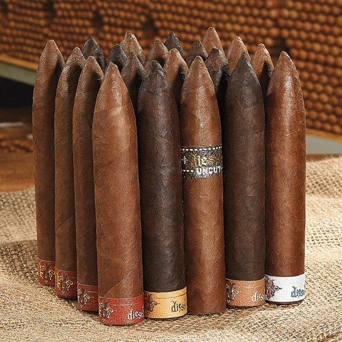Diesel Unholy Cocktail Collection Cigar Samplers