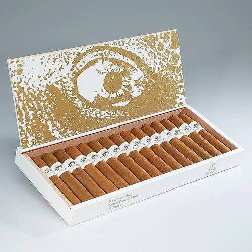 Jas Sum Kral Tyranical Buc Connecticut Cigars